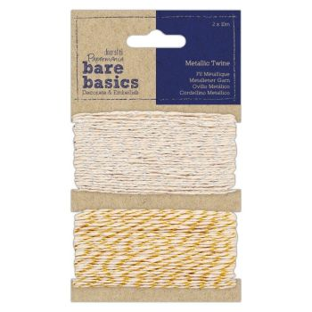 Fancy Twine (2 x 10M) - Bare Basics