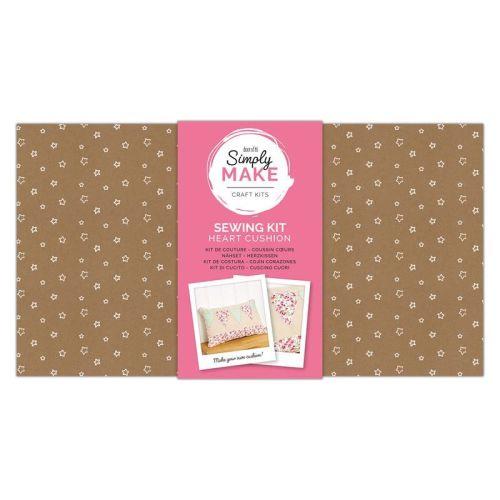 Cushion Kit - Simply Make - Hearts