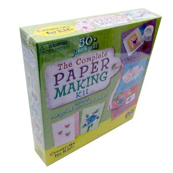 Creativity For Kids Complete Paper Making Kit