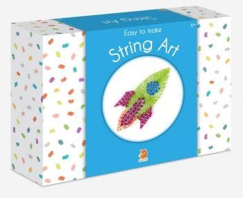 Easy to Make String Art