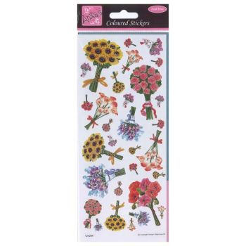 Anita's Country Bunches Stickers