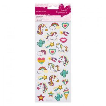 Foil Stickers - Unicorns