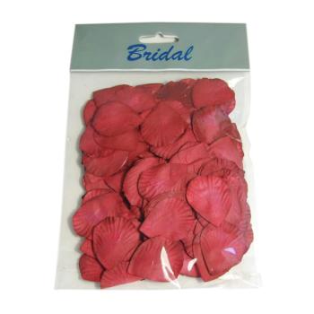 Paper Rose Petals Red
