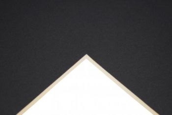 Daler Rowney Mountboard A1 Charcoal Black