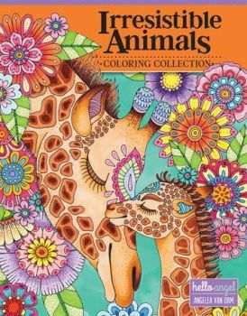 Irresistible Animals Coloring Collection