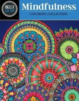 Hello Angel Mindfulness Coloring Collection