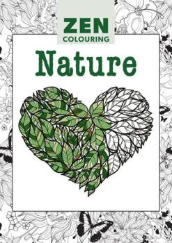 Zen Colouring - Nature