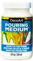 Pouring Medium 8oz DecoArt
