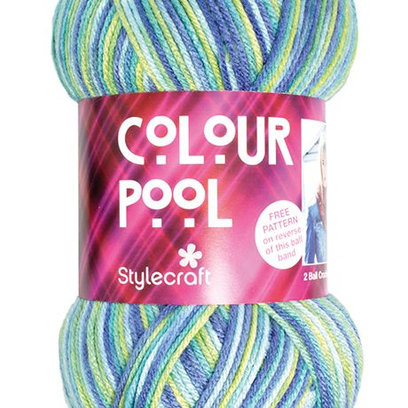 Colour Pool by Stylecraft
