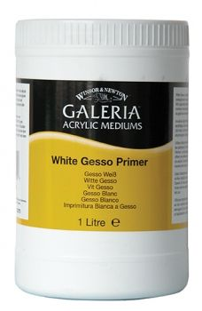 Winsor and Newton Galeria Gesso Primer 1l White
