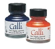 Daler Rowney Calli Ink - Jet Black (india)