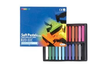 Mungyo Soft Pastels - Set of 24