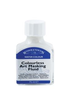 Winsor and Newton 75ml Colorless Art Masking Fluid
