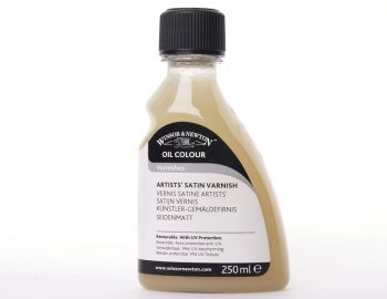 Winsor and Newton Artists Satin Varnish 75ml