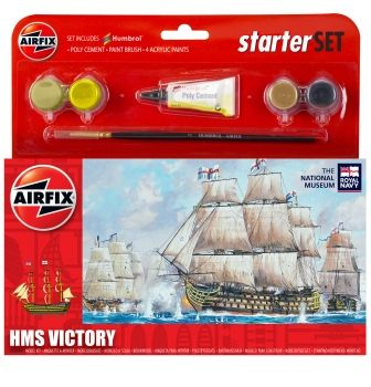 HMS Victory - Small Starter Set