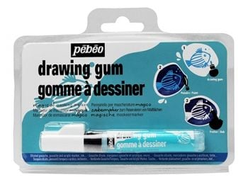 Pebeo Drawing Gum Pen 4mm Blister of 1 pen