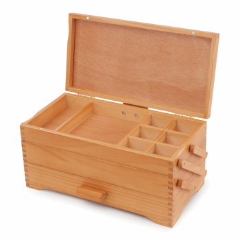 Cantilever Craft Box