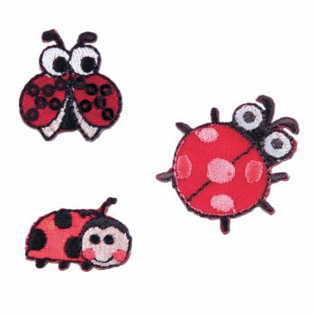 Ladybirds Motif