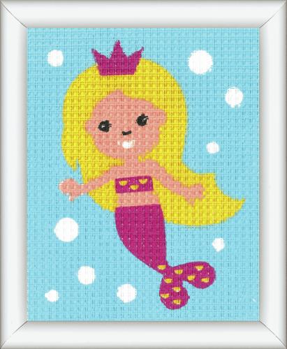 Tapestry Kit Mermaid