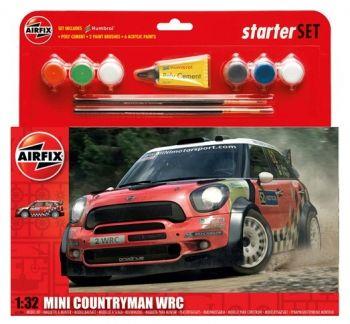 Mini Countryman WRC - Large Starter Set