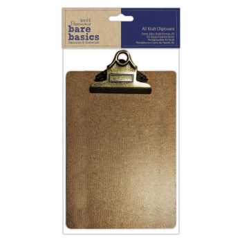 Papermania A5 Kraft Clipboard