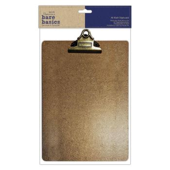Papermania A4 Kraft Clipboard