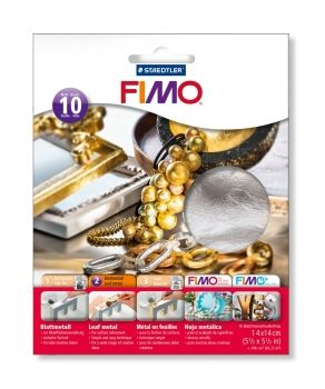 Fimo Easy Metal - Silver