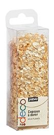 Pebeo Deco Gold Flakes - Gold
