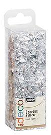 Pebeo Deco Flakes - Silver