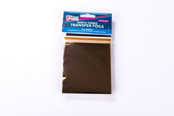 Earth Tones Transfer Foil