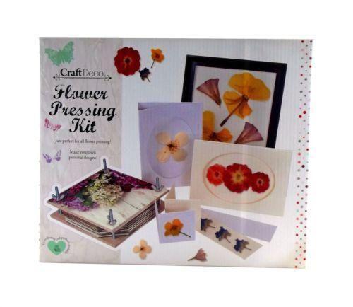 Flower Pressing Kit