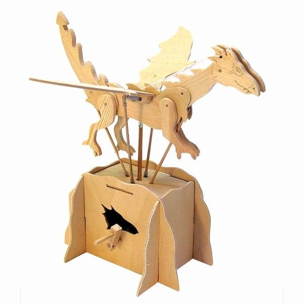 Flying Dragon Wooden Kit