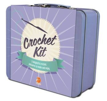 Smart Fox Crochet Kit