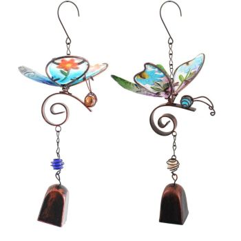 Butterfly Dangly Windchime