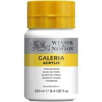 Winsor and Newton Galeria Acrylic 250ml Titanium White