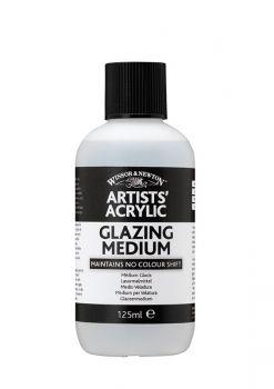 Winsor and Newton Acrylic Glazing Medium 125ml