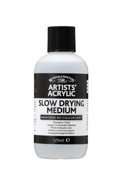 Winsor and Newton Acrylic Slow Drying Medium 125ml