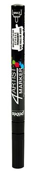 4ARTIST Marker 2mm Black by Pebeo