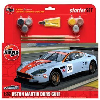 AIRFIX KIT-A50110 -ASTON MARTIN DBR9 GULF