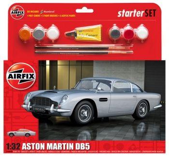 AIRFIX A50089A ASTON MARTIN DB5 SILVER