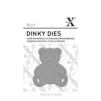 Dinky Dies - Teddy Bear