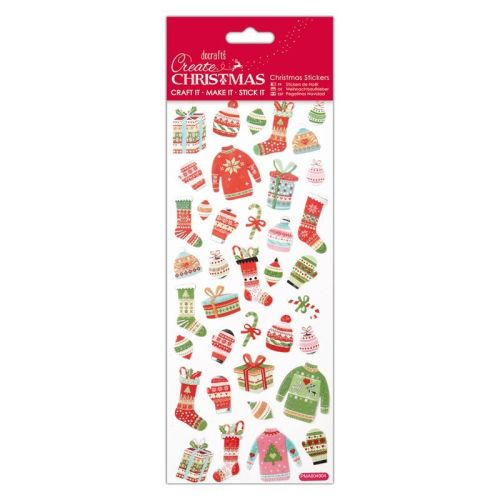 Christmas Stickers - Christmas Jumpers