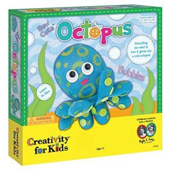 Creative Kids Sew Cute Octopus