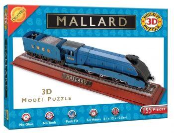 3D Mallard 155 Piece Puzzle