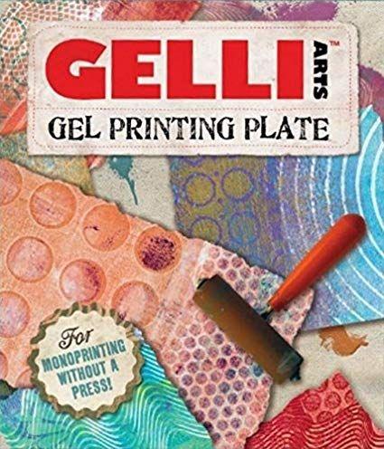 Gelli Plates & Accessories