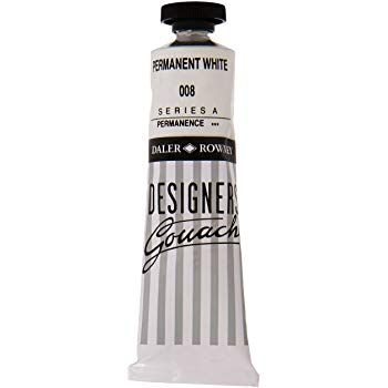 Designers Gouache - Permanent White 15ml