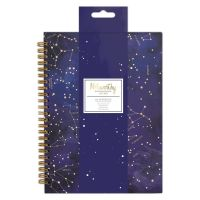 Noteworthy Constellations A5 Notebook