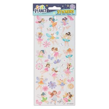 Fun Stickers - Fairies
