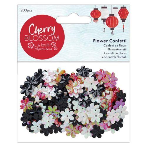 Papermania Cherry Blossom Flower Confetti