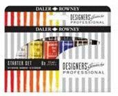 Daler Rowney Designers Gouache 12x15ml Introduction Set